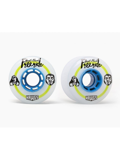Hawgs Giants Head Boss Wheels 70mm 76a
