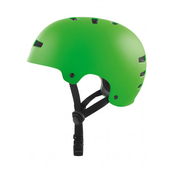 TSG Evolution Skate/BMX Helm satin lime green