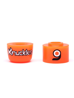 Orangatang Knuckle Bushings 87a orange soft