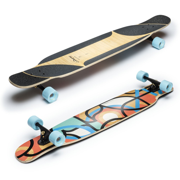 Loaded Bhangra V2 Komplett Longboard Carving / Boardwalking