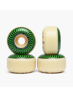 Spitfire Formula 4 Classic Wheels Green 52mm 99a