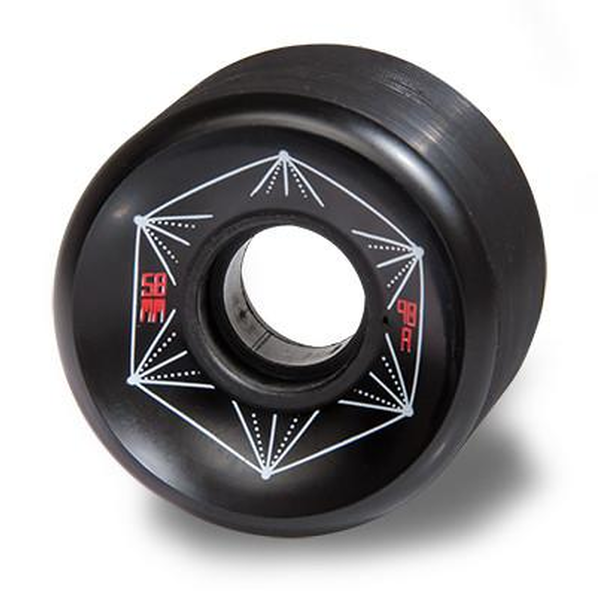 Carver Skateboards Roundhouse Park Wheels 58mm 90a