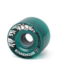 Carver Skateboards Roundhouse ECO Mag Wheel Set Aqua