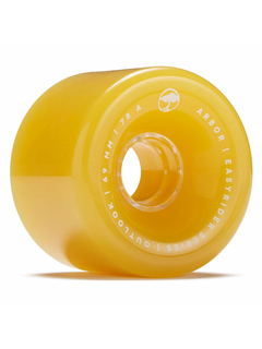 Arbor Bogart wheels 61mm 78a yellow