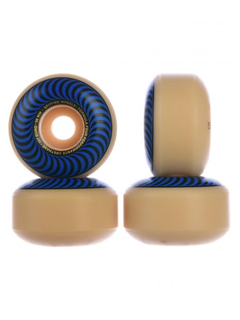 Spitfire Formula 4 Classic Wheels Blue 56mm 99a
