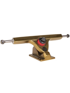 Caliber Fifty Trucks II 184mm Gangster Gold with Zak...