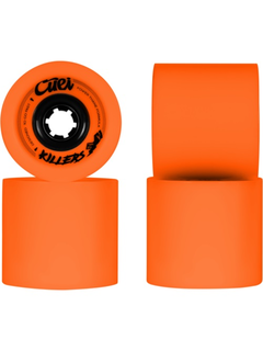 Cuei Killers Wheels 74mm 80a Orange