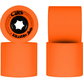 Cuei Killers Wheels 74mm 82a Orange
