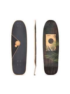Loaded Omakase Palm Longboard Deck
