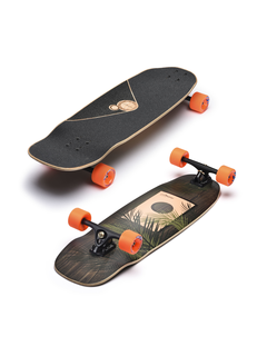 Loaded Omakase Palm All-Around Longboard complete