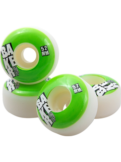Baker Stacked wheels 52mm