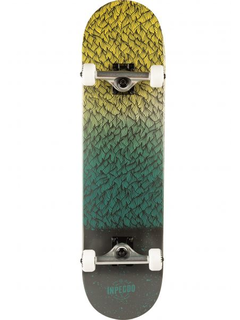 Inpeddo Feather Skateboard complete 8