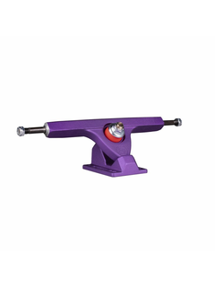 Caliber Fifty Trucks II 184mm Stone Plum with Zak Maytum...