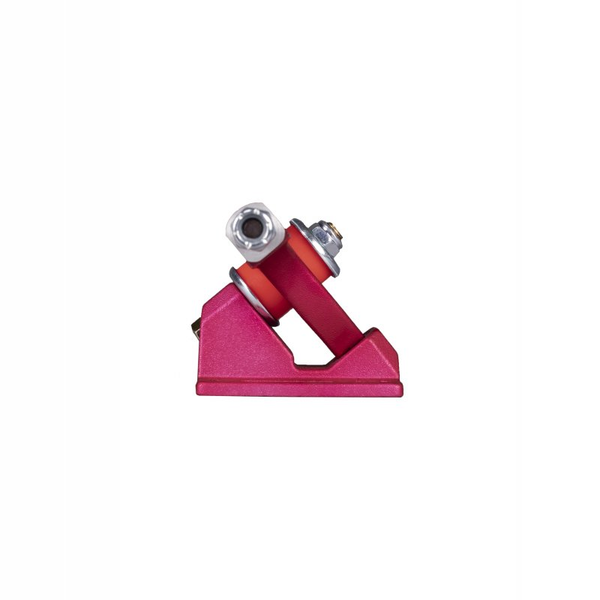 Caliber Forty-Four Trucks II 184mm Stone Ruby with Zak Maytum Plug Bushings