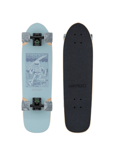 Landyachtz Dinghy Komplett Minicruiser Adventure Skeleton