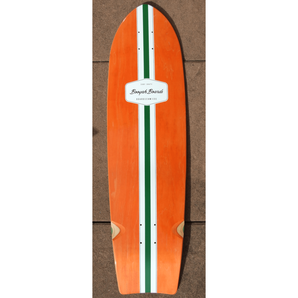 BooyahBoards Pinstripes Deck 35.6