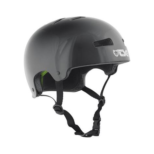 TSG Evolution Skate/BMX Helm injected black