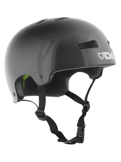 TSG Evolution Helm injected black L/XL 57-59cm