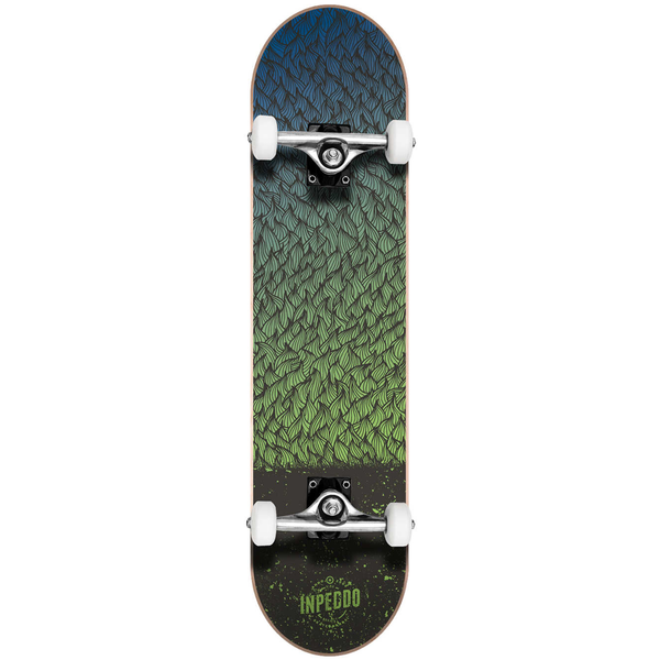 Inpeddo Feather 7.75 Basic Complete Skateboard