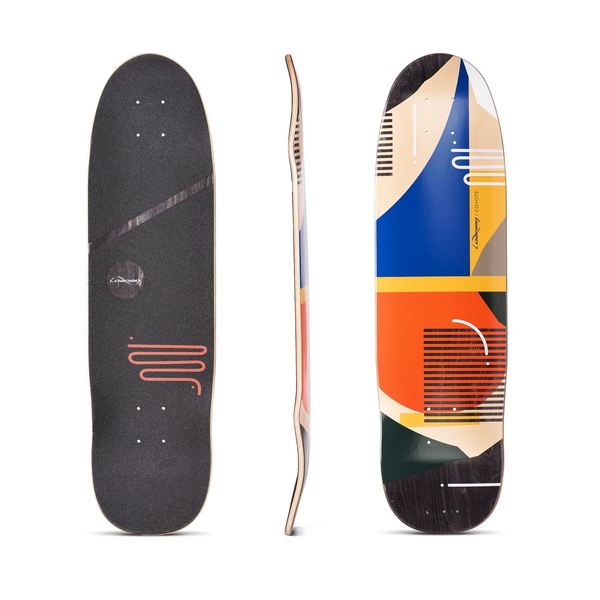 Loaded Coyote Deck with grip