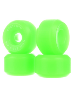 Mini Logo Wheels A-Cut 53mm 90a green