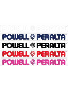 Powell & Peralta Strip 4 Sticker