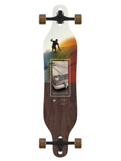 Arbor Photo Axis Longboard complete 40