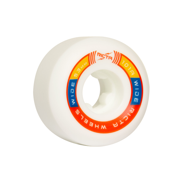 Ricta Rapido Wide Wheels 53mm 101a
