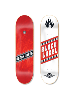 Black Label Top Shelf Knockout deck 8.25