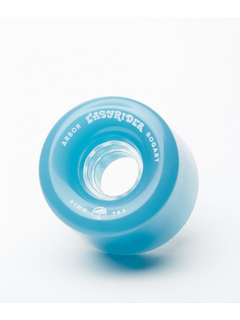 Arbor Bogart wheels 61mm 78a ghost blue