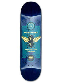 Mob Skateboards Bee Deck 8.5