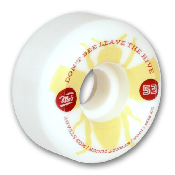 Mob Skateboards Hive Wheels 53mm 100a