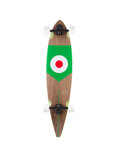 Goldcoast Goal Longboard pintail Mexico 40