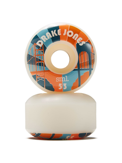 sml. Wheels Drake Jones- Bridges 53mm OG Wide