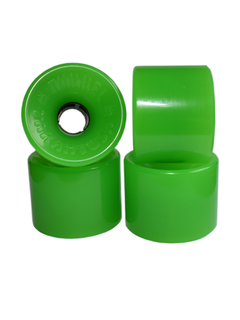 Tunnel Tarantula wheels 70mm 78a Green