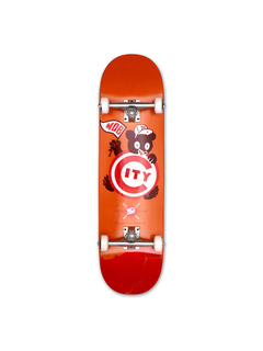 Mob Complete Skateboard Ballpark 8.5 Red