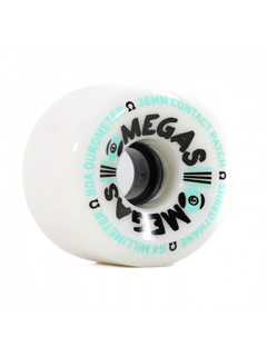 Sector9 Omegas Wheels 64mm 80a white