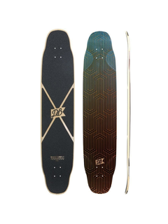 DB Longboards Dancefloor Flex 1 deck 47 blue
