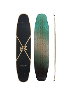 DB Longboards Dancefloor Flex 1 deck 43 green