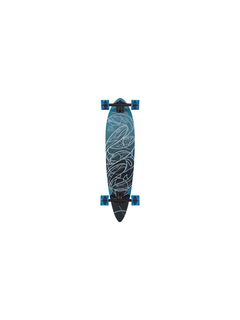Landyachtz Bamboo Chief Fish 36 Complete Longboard