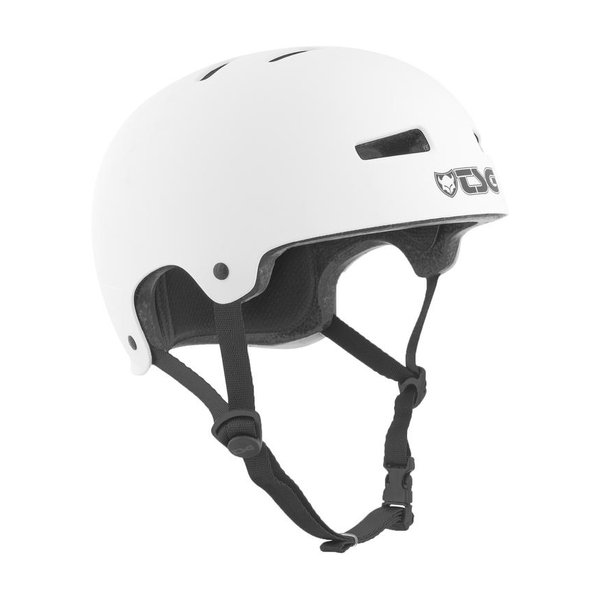 TSG Evolution Skate/BMX Helm satin white XXL 60,5cm