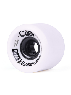 Cuei Free Killers Wheels 73mm 75a White