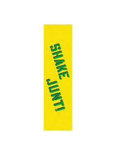 Shake Junt Griptape Yellow / Green 9x33