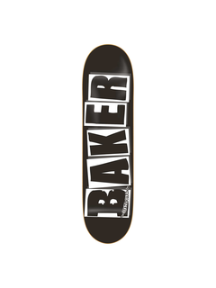 Baker Skateboards Baker Logo deck black/white 8.25