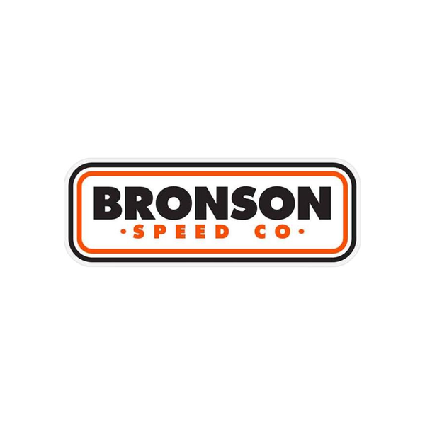 Bronson Speed Co. Sticker