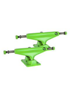Industrial Trucks 5.5 neon green set of 2