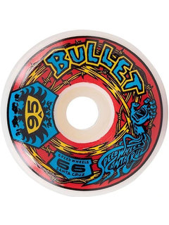 Santa Cruz Bullet Speedwheels Reissue 66mm 95A