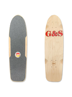 G&S ProTail 500 Reissue Deck Natural 8