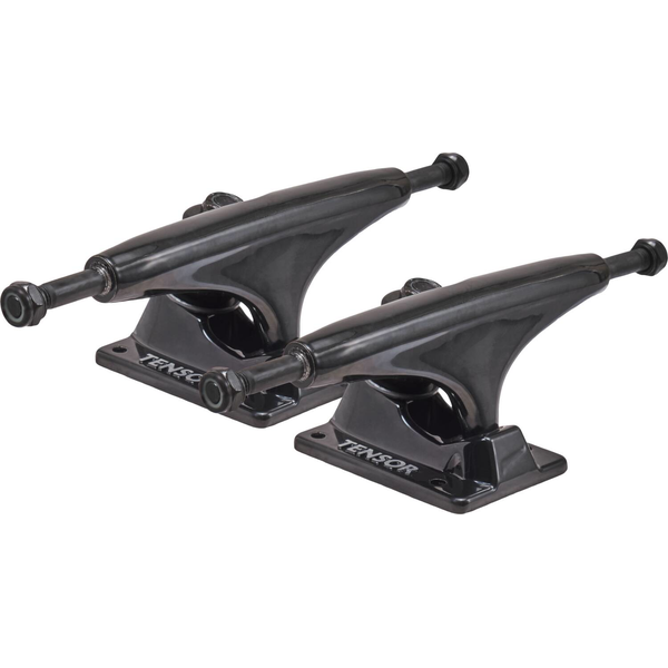 Tensor Trucks Alloy Black 5.25 set of 2