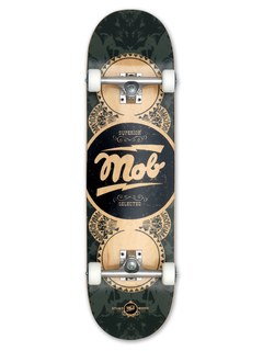 Mob Gold Label Skateboard complete 8.5
